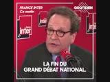 Lapsus de Gilles Le Gendre à propos des réformes