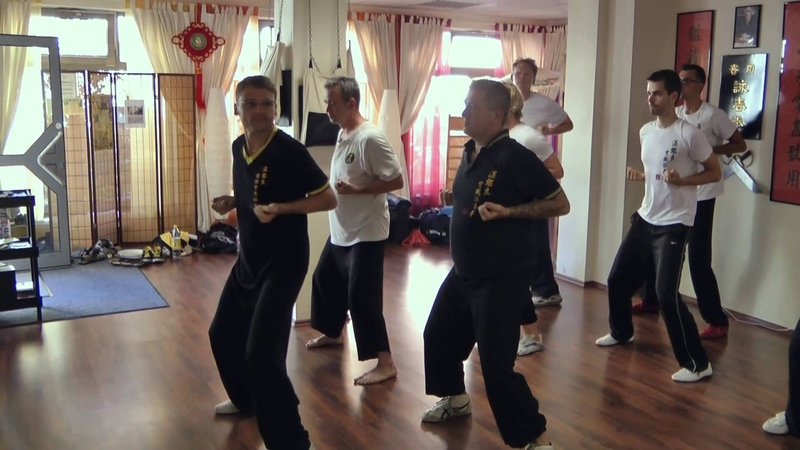 Wan Kam Leung Practical Wing Chun Germany - Augsburg und München