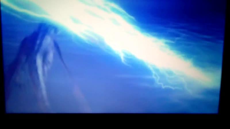 Хорошо так молнией Скрилл ударил Сморкалу!