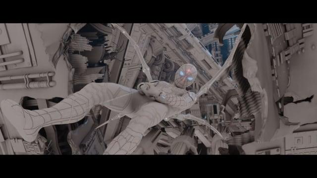 Cinesite Avengers Infinity War VFX Breakdown Reel