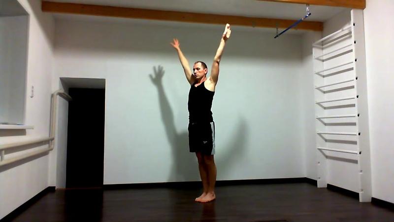 6 занятие йоги Школы Осознания