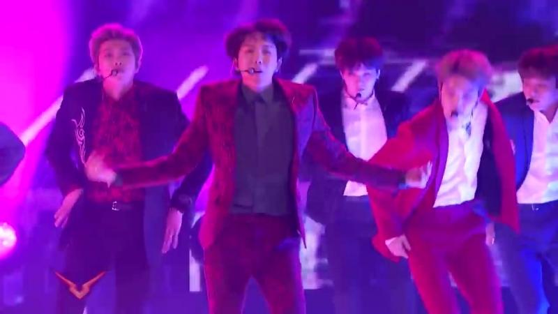 (Global Sensation) BTS - Idol (on AGT - Americas Got Talent 2018) (Radio SaturnFM www.saturnfm.com)