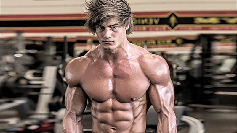 Jeff Seid Bodybuilding Motivation - Aesthetic Era (2018)