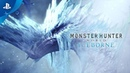 Monster Hunter World Iceborne Gamescom 2019 Trailer PS4