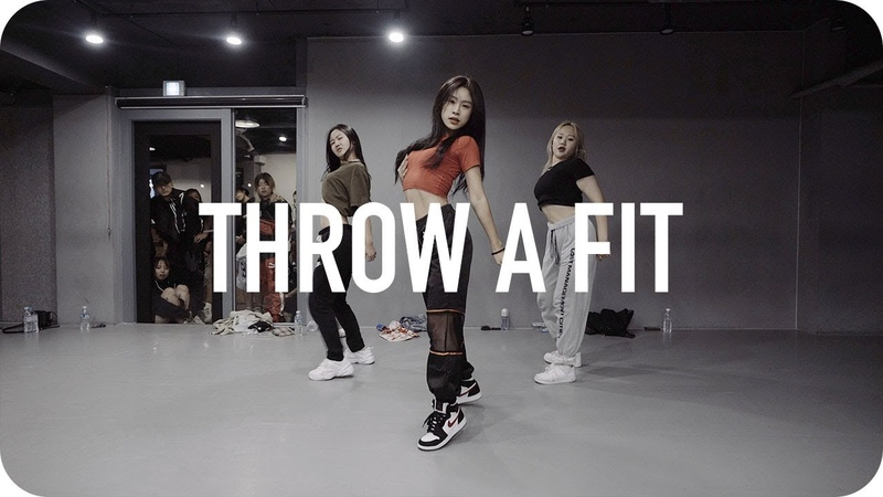 Throw A Fit - Tinashe / Minyoung Park Choreography