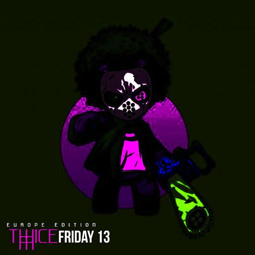 Twice альбом Friday 13 (Europe Edition)