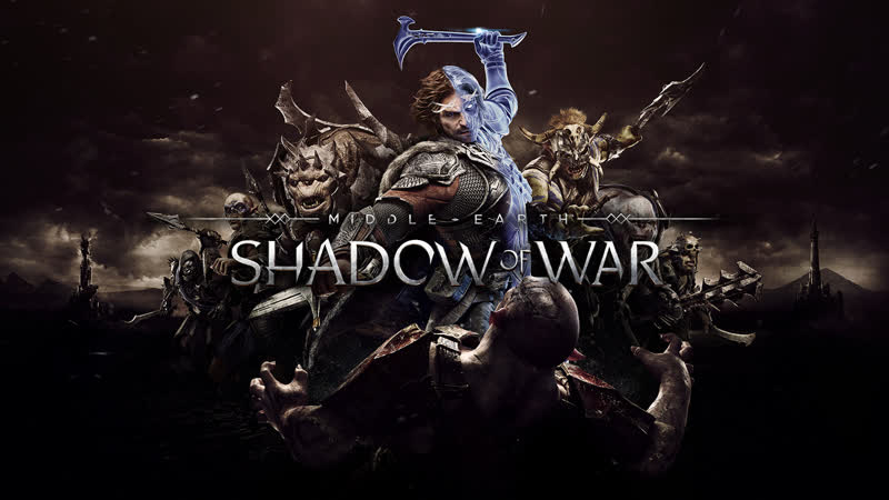 Middle-earth: Shadow of War \ Средиземье: Тени войны [ vk.com/sodagame ]