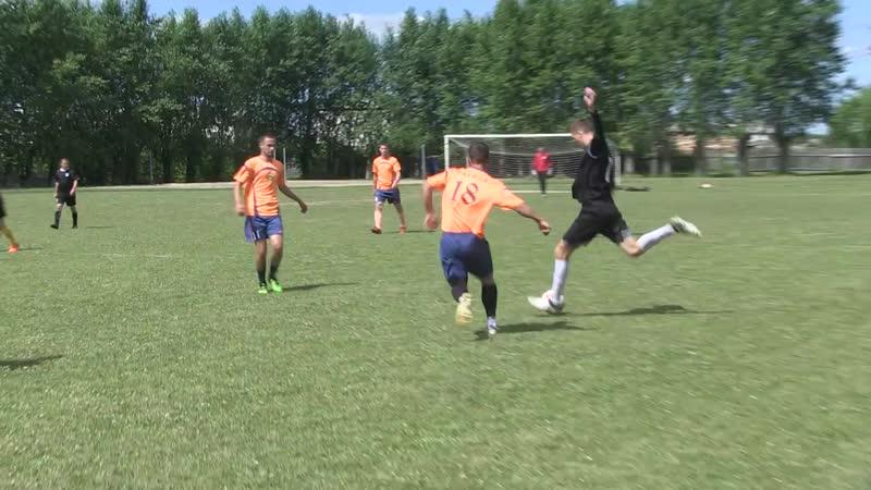 Сборная команда Талицкого ГО по футболу-Камышлов