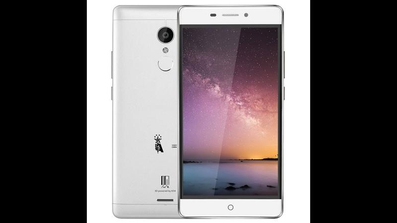 ZTE V5 K3DX-V5G Экран 3D и качество мирового бренда за недорого
