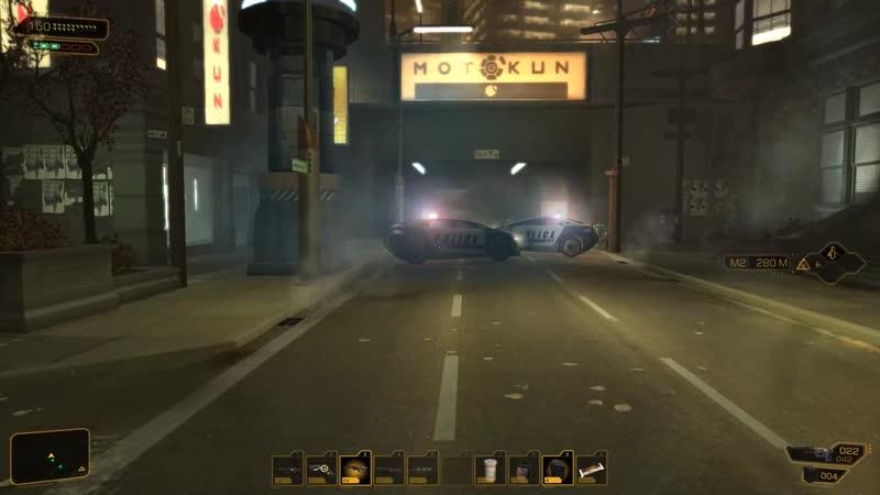 Люди в черном )( Deus Ex: Human Revolution- ep. 25