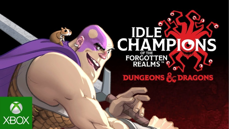 Idle Champions of the Forgotten Realms Trailer
