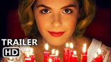 CHILLING ADVENTURES OF SABRINA Official Trailer (2018) Teenage Witch Reboot, Netflix Series HD