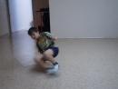 Архив т\о СТЭМ 2009.Тренировка по брейк дансу -Эрик