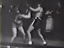Female vintage boxing in Harlem