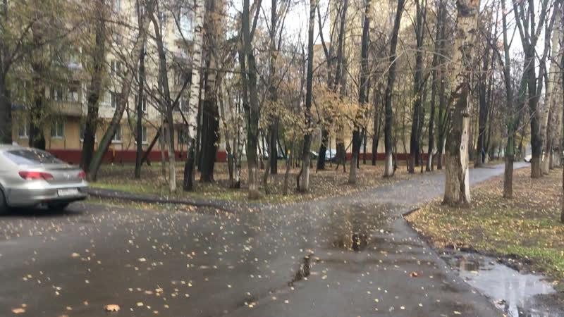 Наземным транспортом от Ховрино до Алма Атинской Разрушители легенд 1