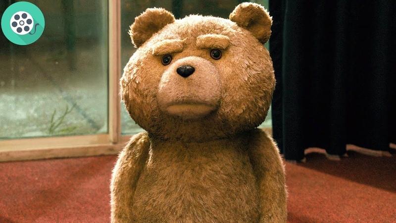 Лучше бы мне подарили Винни, мать его, Пуха! Драка Джона и Теда.