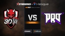 3DMAX vs pro100 map 2 nuke StarSeries i League S7 EU Qualifier