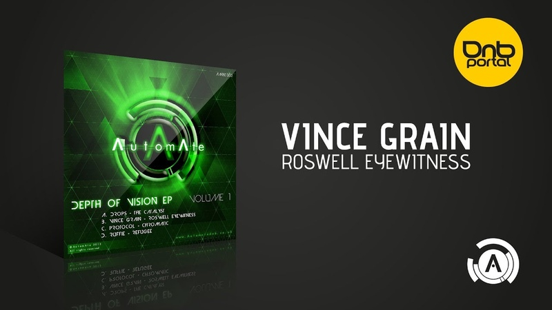 Vince Grain - Roswell Eyewitness [AutomAte]