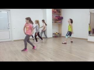 Dance Mix, дети рабочие моменты