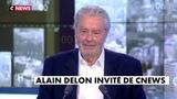 Alain Delon invit