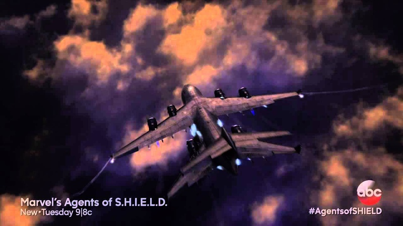 May Takes Extreme Evasive Maneuvers - Marvels Agents of S.H.I.E.L.D. Season 2, Ep. 10 - Clip 2