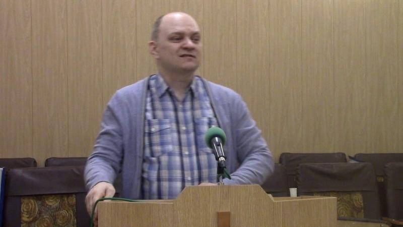 2017.04.07 Василий Лобанов Бог призвал нас не к нечистоте, а к святости