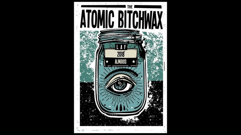 The Atomic Bitchwax - 7th Los Almiros Festival (full) @ Kouri Forest 04/08/2018