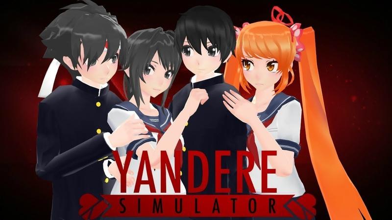 MMD- Love me like you do -Taro x Ayano x Budo- Yandere Simulator