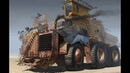 Machinery for the zombie apocalypse case || Машины на случай зомби апокалипсиса