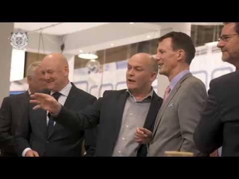 H.K.H. Prins Joachim besøger FoodTech messen