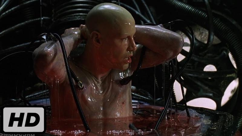 Жидкое зеркало. Выход из матрицы. Матрица. 4 10 1999 HD