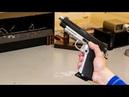 Пистолет Sig Sauer 1911 Max Michel с блоубеком (стрельба)