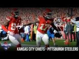 NFL Kansas City Chiefs - Pittsburgh Steelers
