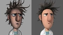 Sony Pictures Imageworks Facial Rigging Demo Reel