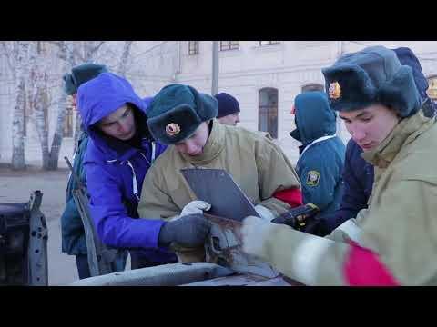 14 и 15 ноября. Региональный чемпионат WorldSkills Russia по компетенции «Спасательные работы»
