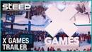 Steep X Games DLC Announcement Trailer   Ubisoft [NA]