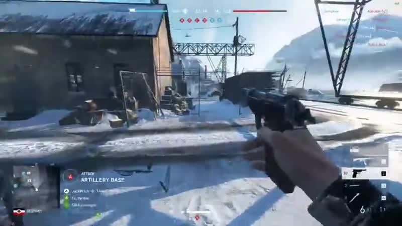 Battlefield 5 has a secret mini Battle Royale mode Battlefield 5 имеет секретный режим мини-Королевской Битвы
