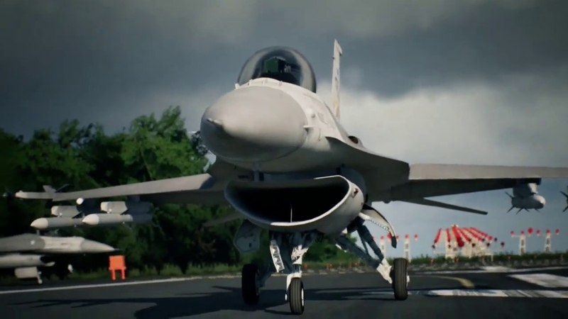 Ace Combat 7: Skies Unknown -- The First 28 Minutes