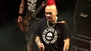 The Exploited - Live In Moscow 2018