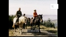 1960s Horse Riding Through the Forest, 35mm