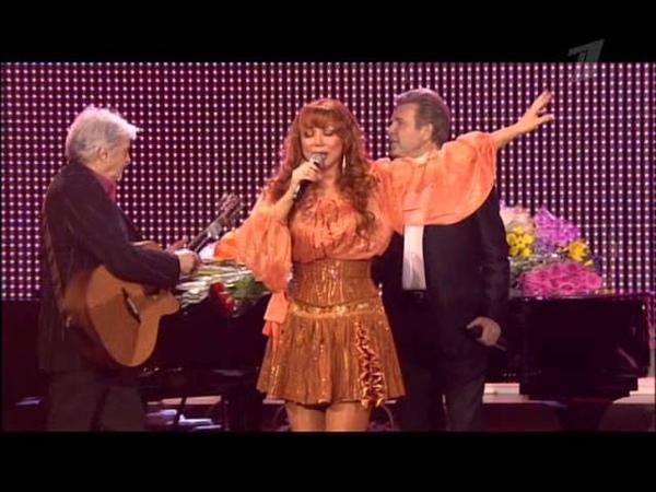Льётся музыка Л Лещенко и В Добрынин Песни на двоих 2010
