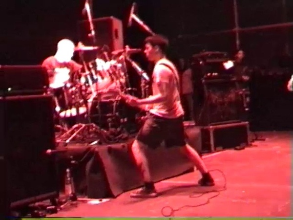 Refused Hultsfredsfestival Hultsfred Sweden 13 jun 1996 1 Cam Full Show