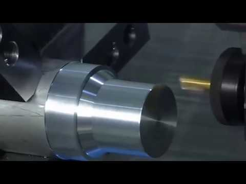 The 5-axis CNC machine - the power of electricity, mechanics and digital technology