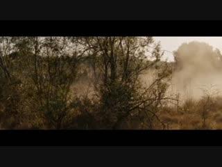«Проповедник с пулеметом» сильный момент