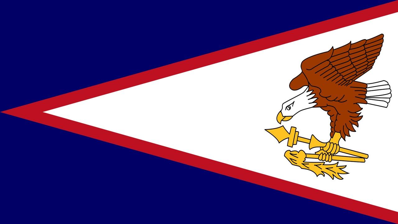 Флаг Американское Самоа