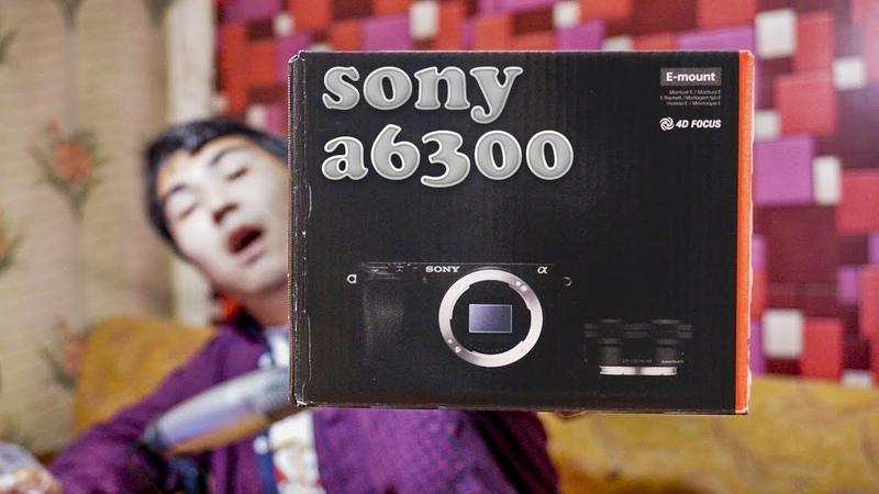 купил камеру за 60к. обзор на sony a6300.