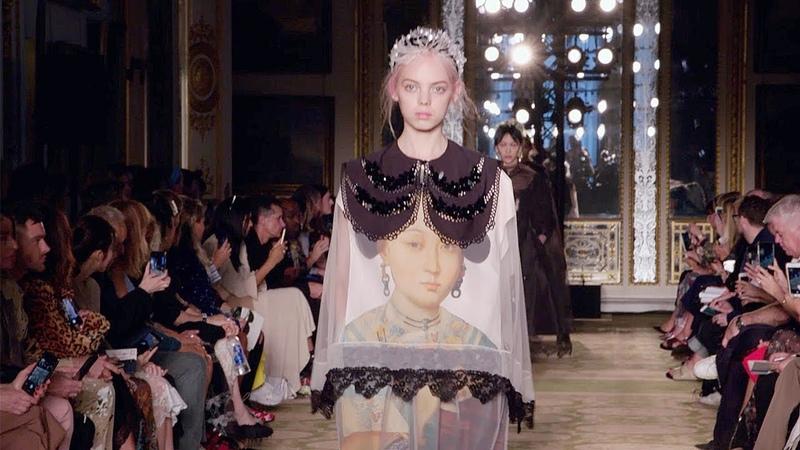 Simone Rocha | Spring Summer 2019 Full Fashion Show | Exclusive