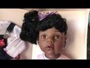 Gotz doll . Распаковка куклы . Hannah ballet by Gotz года .