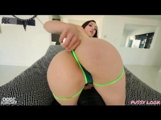 [PUSSY LOOK] Шикарная Mandy Muse готовится  к минету и ласкает свою попку и киску! [ cumshot, blowjob, anal, porno ] (эротика)