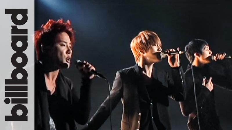 JYJ Perform Empty | Billboard Live Studio Session